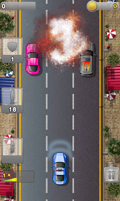 Police Rocket Racing- screenshot thumbnail