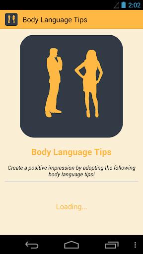 Body Language Tips