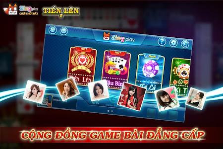 Tiến lên - tien len - ZingPlay 1.15 screenshot 359852
