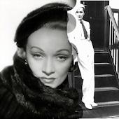 Marlene Dietrich -Bundespresse