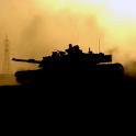 M1 Abrams Tank FREE logo