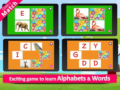 Kids Animal ABC Alphabet sound - screenshot thumbnail