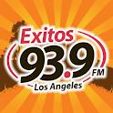 Exitos 939 logo