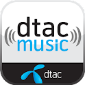 dtac music icon