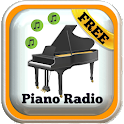 Piano Music Radio icon
