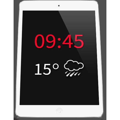 天气のタブレット 天気時計ウィジェット LOGO-記事Game