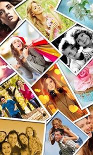 Photo Collage Effect screenshot