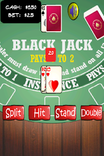 BlackJack 21 King Free - screenshot thumbnail