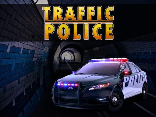 警察駐車場3Dゲーム