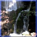 Magical Waterfall HD free icon