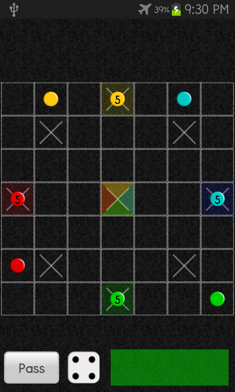BarahKatta (Indian Ludo)- screenshot
