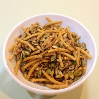 Toasted Pumpkin Seed Snack Mix