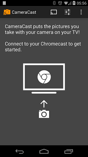 CameraCast for Chromecast