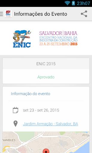 ENIC 2015