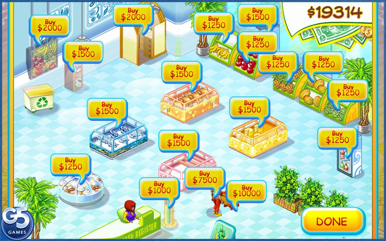 Supermarket Mania® - screenshot