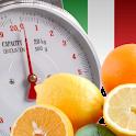 Conta Calorie Italiano logo