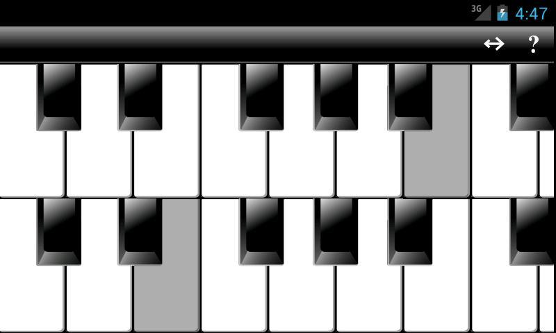 NeoPiano- screenshot