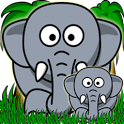 Jungle Animal Memory Enhanced icon