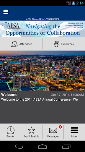 AESA 29th Annual Conference