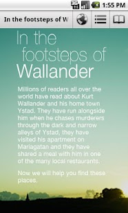 In the footsteps of Wallander - screenshot thumbnail