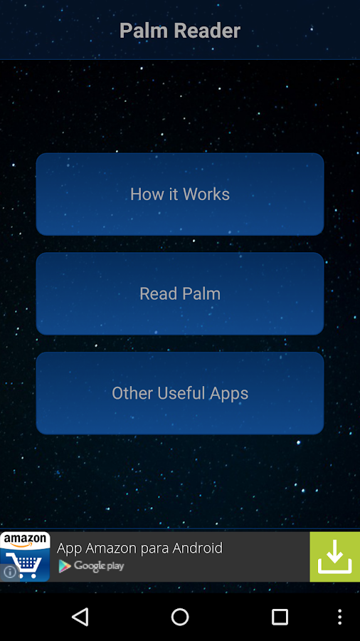 Palm Reading Scanner (Palmistry Prank) - Android Apps on Google Play