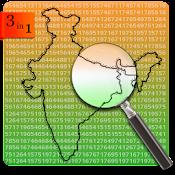 IndiCode STD, PIN Code,RTO