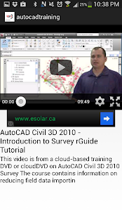 Download Autocad Training Google Play softwares
