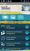 Screenshot of Campiglio App - Dolomites
