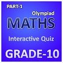 Grade-10-Olympiad-Maths-Part-1 icon