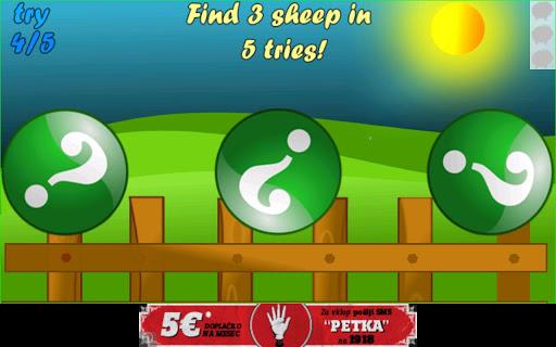 Find Sheep