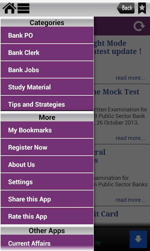 Bank Exams - Josh - screenshot