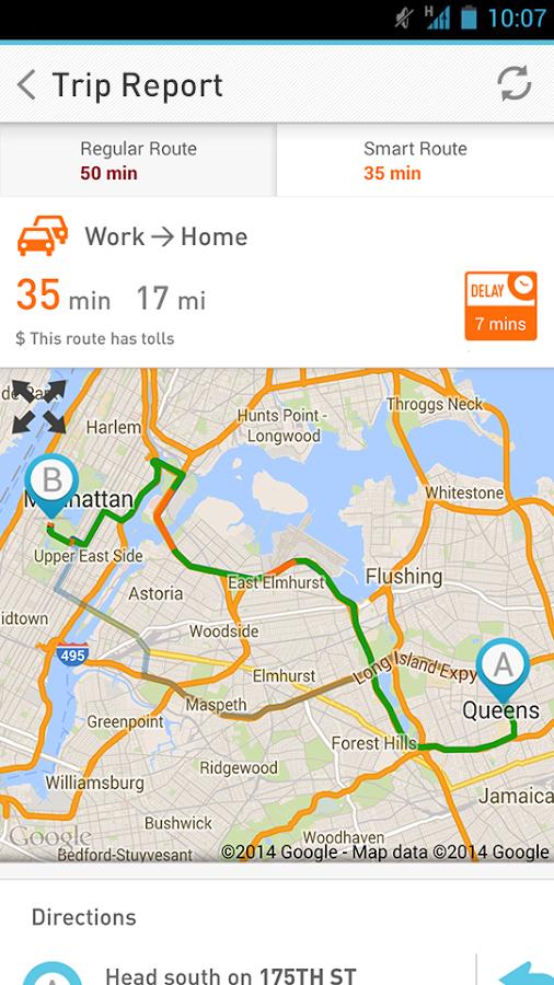 KCTV5 On Time Traffic - screenshot