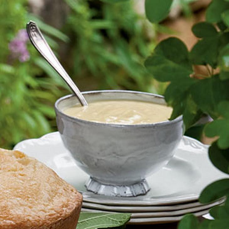 Buttermilk Custard Sauce