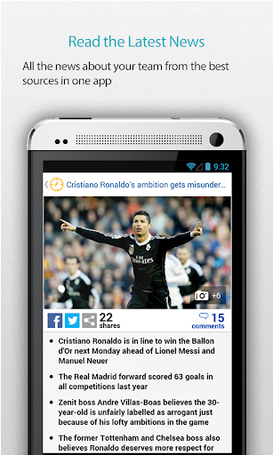 【免費運動App】Real Madrid Alarm-APP點子