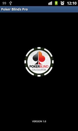 Poker Blinds Dealer Pro