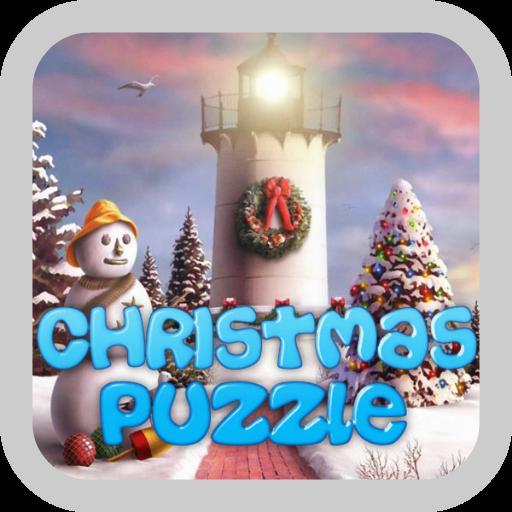 Christmas Jigsaw Puzzle LOGO-APP點子