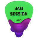 Guitar Jam Session mobile app icon