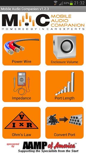 Mobile Audio Companion