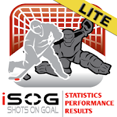 iSOG Lite Goalie & Player Stat