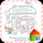 Coco bakery dodol launcher