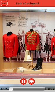 RCMP Heritage Center- screenshot thumbnail