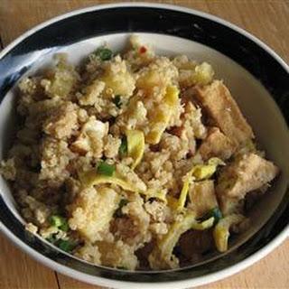 Pineapple and Quinoa Stir Fry Recipe
