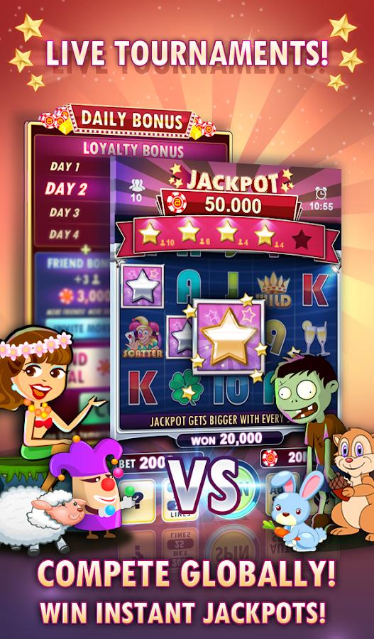 free online slots bonus google charm download