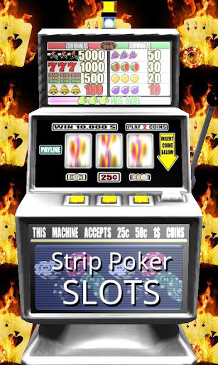 3D Strip Poker Slots - Free