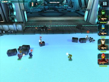 Line Of Defense Tactics Screenshot 21