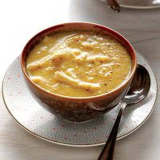 Curried Chicken-and-Cider Soup.