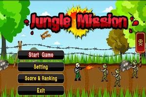 Screenshot of Jungle Mission