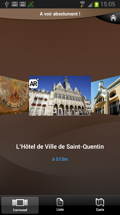 Saint-Quentin Tourisme- screenshot
