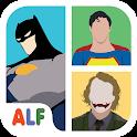 Icontrivia Pro : Superheroes icon