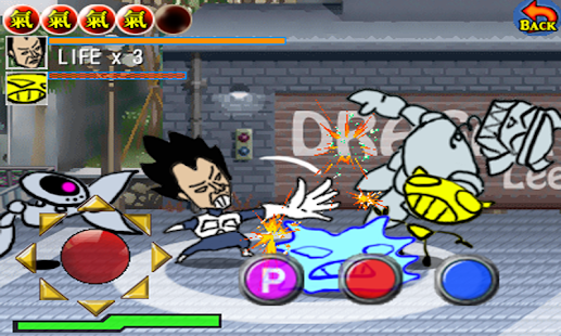 Mighty Fighter 2 apk screenshot 8